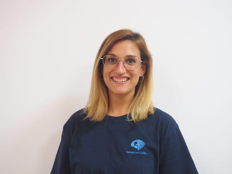Alejandra<small>Psicóloga clínica</small>